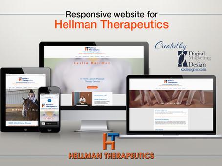 Hellman Therapeutics get a New LOOK!