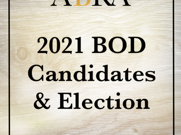 2021 BOD Elections!