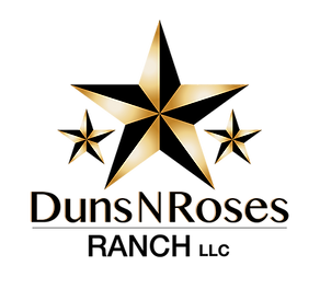 DunNRoses Ranch Logo