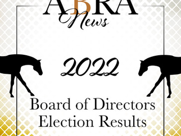 2022 BOD Election Results