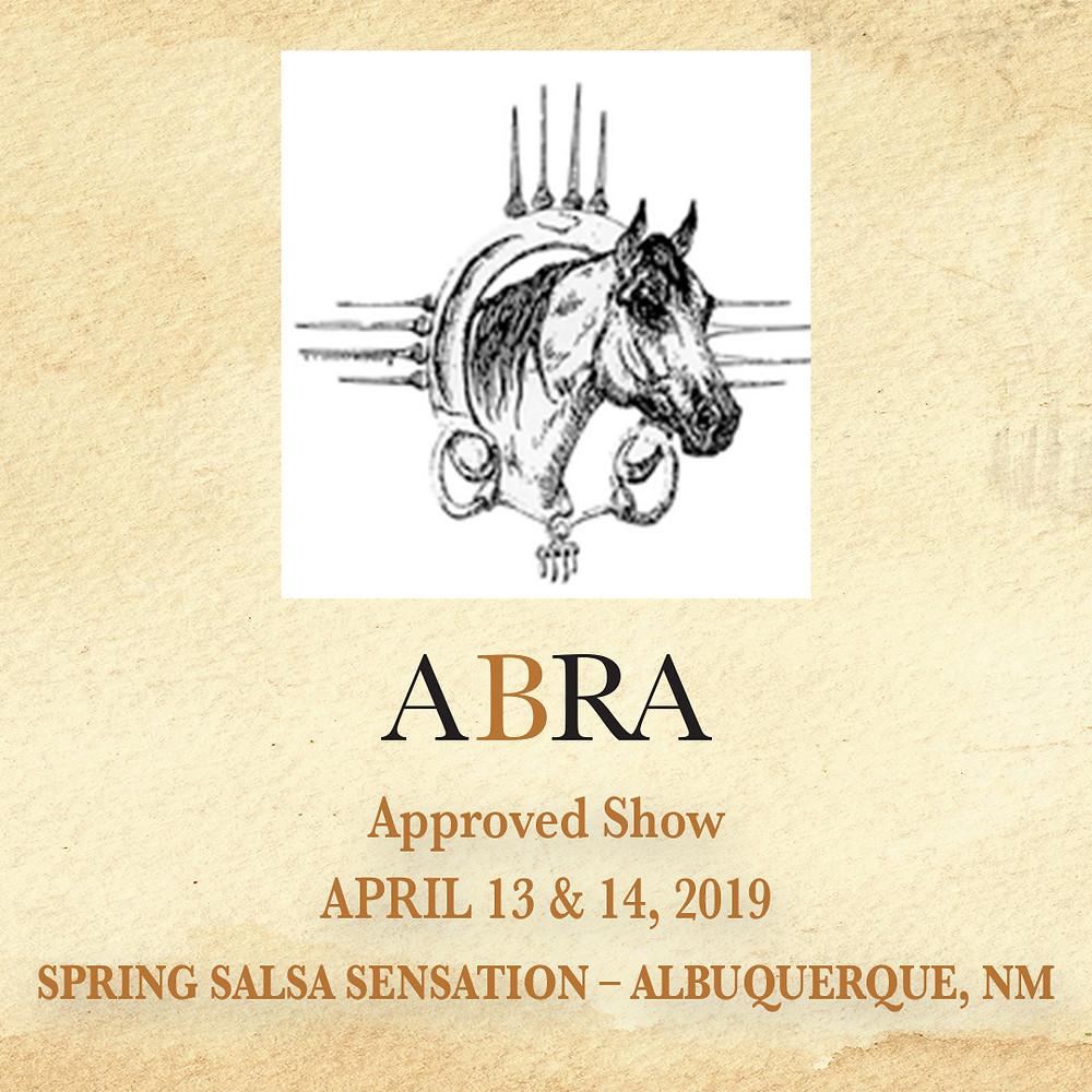 New Mexico Buckskin Horse Association Logo