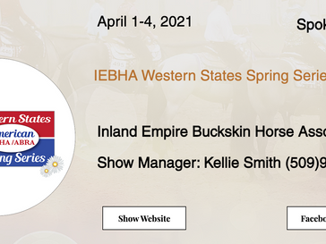 🍀Good Luck🍀 Exhibitors Attending the Western States Spring Series Horse Show