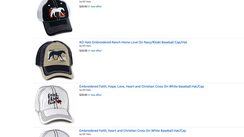 KO Hats are on Amazon.com!