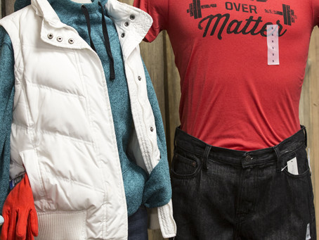 Check out the clothing Teen & Kid Closet has to offer