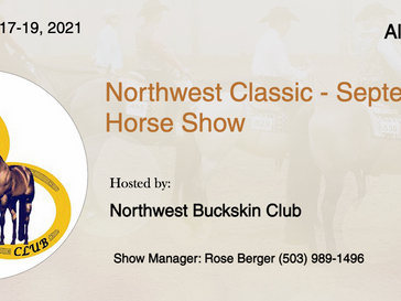 🍀Good Luck Exhibitors Attending the NW Classic in Albany, OR🍀