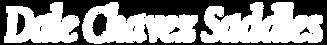 Dale Chavez Saddles Logo