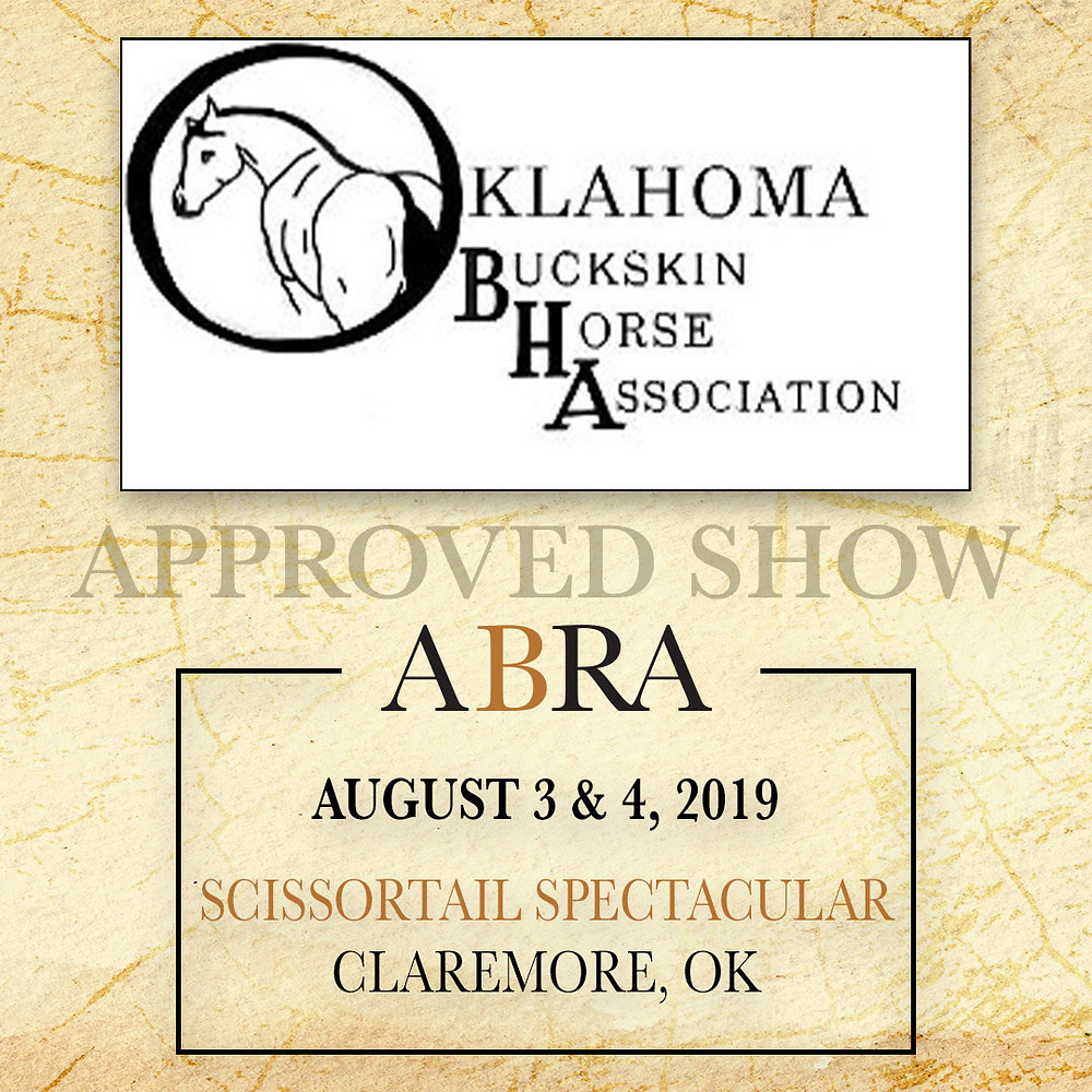 OBHA HORSE SHOW GRAPHIC