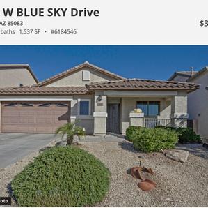 Beautiful Phoenix Home Sold April 15