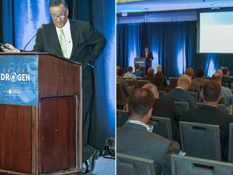 Proteum Energy at the American Hydrogen Forum