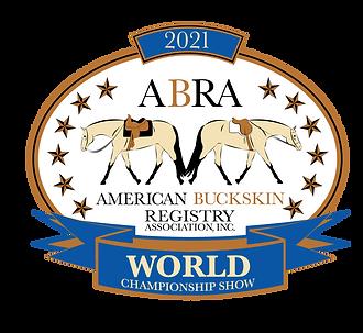 2021 ABRA World Show Logo