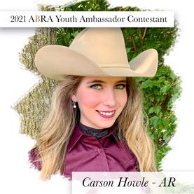 Carson-Howle_SrYouthAmbassador_Contestan