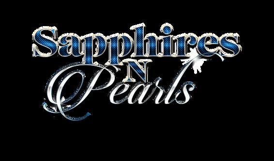 Sapphires N Pearls Logo