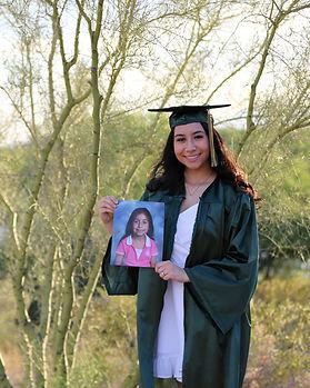 Carolyn M Graduation Shoot