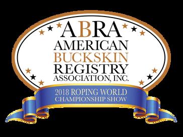 ABRA First Roping World Show | June 30 thru July 2, 2018 | Tulsa, OK