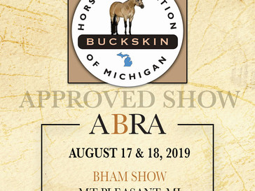 Great Lakes ABRA Approved Show Aug 17 & 18!