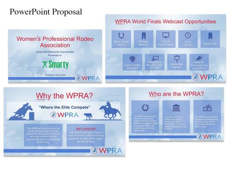 PowerPoint Presentation for the WPRA
