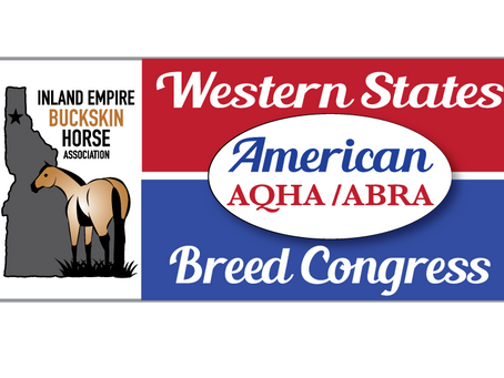 Western States American Breed Congress - September 25-27