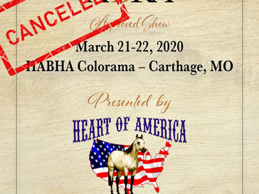 CANCELED-HABHA Colorama - Approved ABRA Show March 21-22!