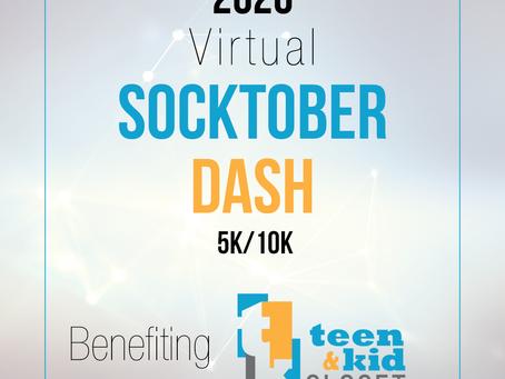 2020 Virtual Socktober Dash!