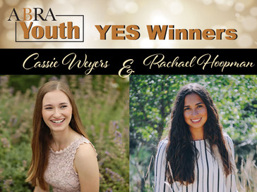 Congratulations for our 2018 YES Winners!
