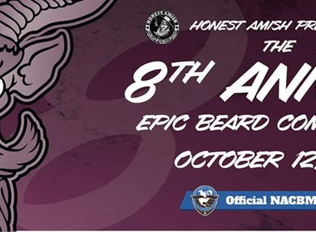 8th Annual Epic Beard Competition