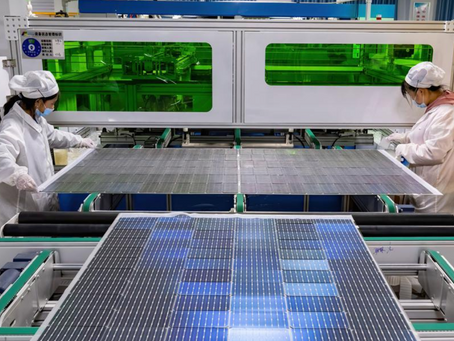 Political Shifts In U.S. And Europe Bring Clean Energy Supply Chains To The Fore