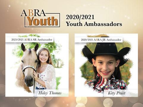 2020-2021 ABRA Youth Ambassadors