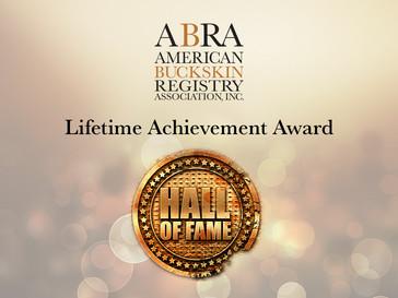 ABRA Lifetime Achievement Award
