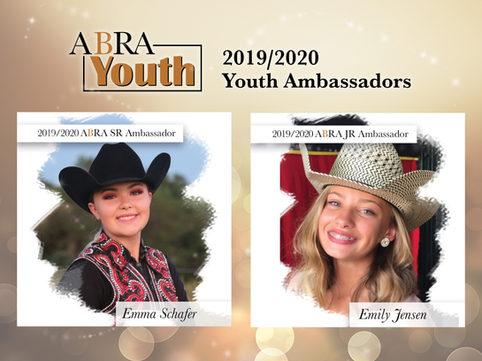 2019-2020 ABRA Youth Ambassadors