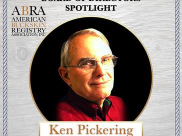 BOD Spotlight - Ken Pickering