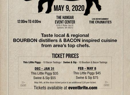2020 TKC Bourbon & Bacon Bash!
