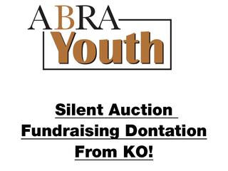 KO Donates to the ABRA Youth Fundraiser!