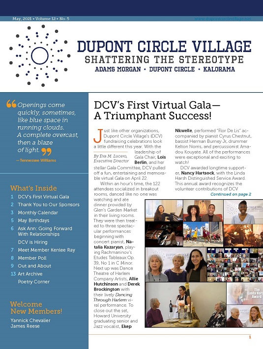 Page 1 from DCV Newsletter - May 2021.jp