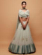 brides maids lehenga