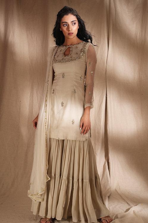 Ivory Suit
