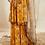 Thumbnail: Mustard Printed Angrakha Set