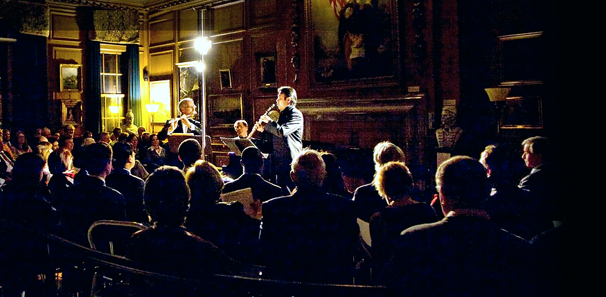 lyric concert at kosciuszko foundation