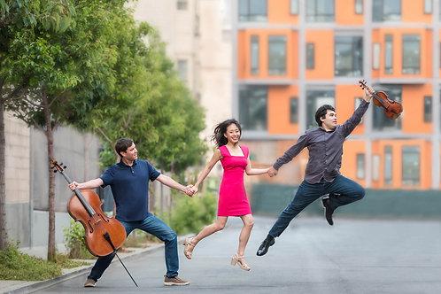 Gloriosa Trio
