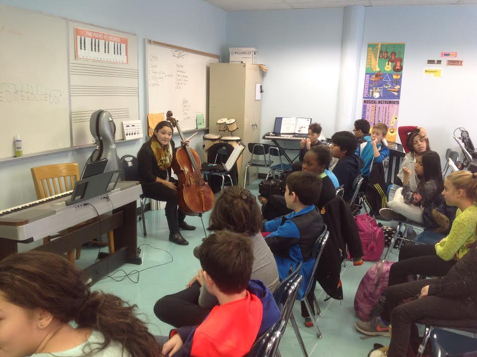 Sara Heiny--Cello