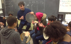 John Hadfield--Percussion