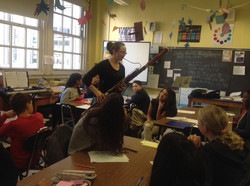 Bassoonist-- Shelley Monroe Huang