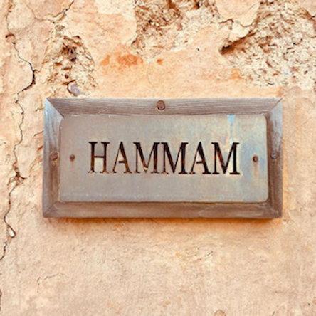 Hammam course for postpartum