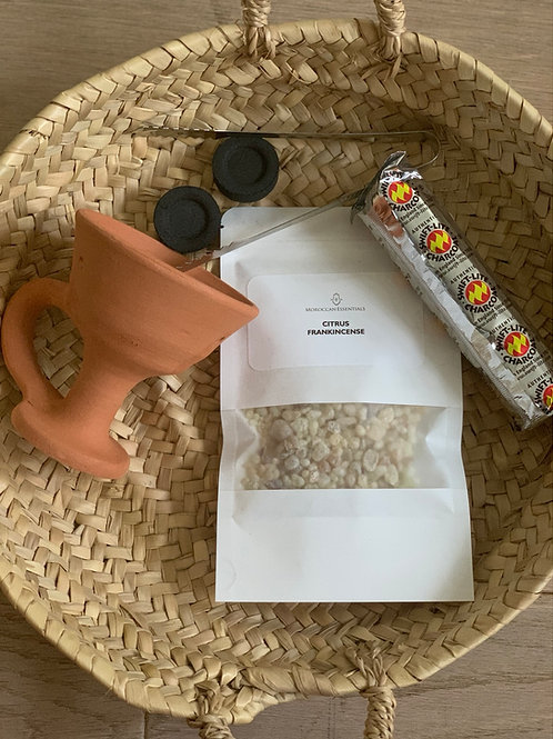 Frankincense Gift Set