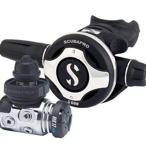 Scubapro MK17 Evo & S600 Regulator