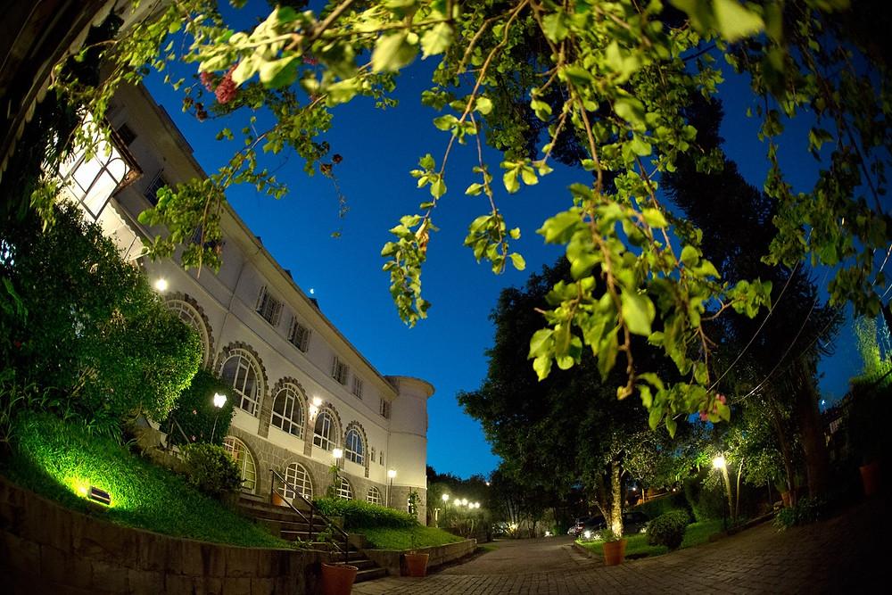 Mesa de Cinema acontece dia 21/11 no elegante Hotel Casacurta, em Garibaldi (RS). (Crédito: Hotel Casacurta)