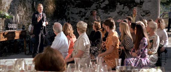 Cena do filme OJulgamento de Paris