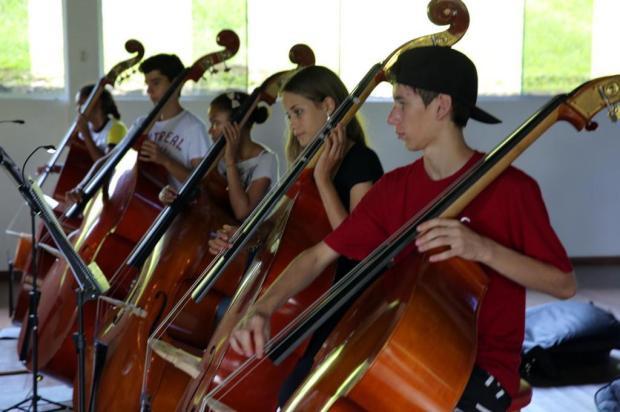 Orquestra Jovem Recanto Maestro