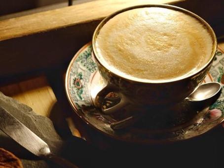 Você sabe tomar café?