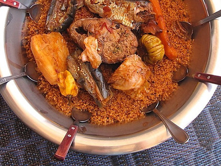 Sabores do Senegal
