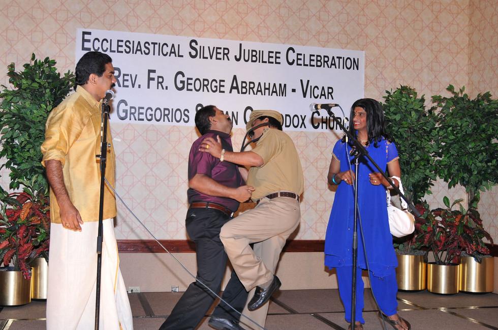 Ecclesiastical Silver Jubilee Celebration